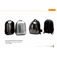 PC  Hard shell backpack